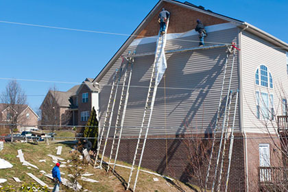 Exterior Remodeling service