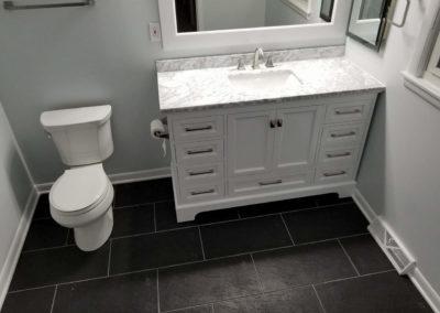 black-floor-tiles