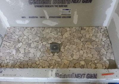 stone-installation-shower