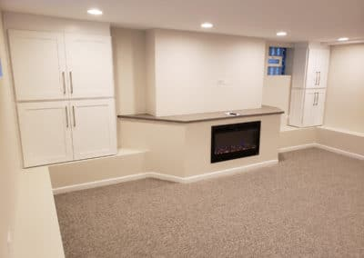 carpet-install-basement-cabinetry