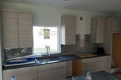 euro style kitchen cabinets Skokie