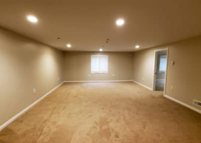 new-walls-ceiling-painting-basement