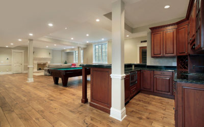 How A Basement Remodel Can Improve Your Life