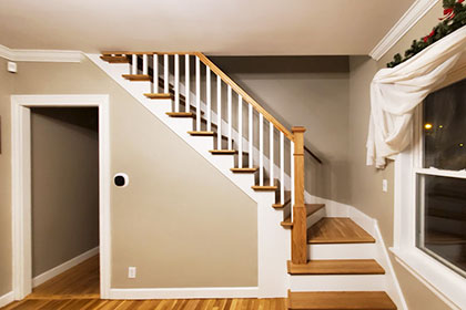 staircase-square stair Mount Prospect